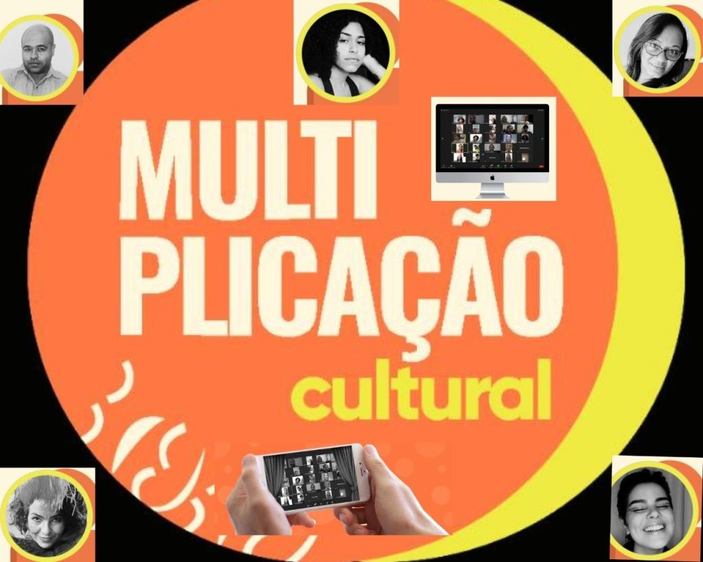 Imagem oficial do Projeto Multiplicação Cultural